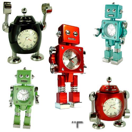 Tokibot o Relógio Robô