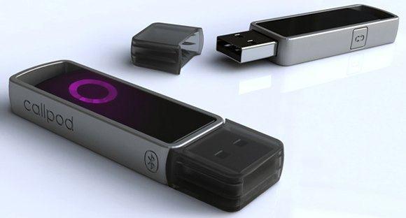 Callpod Drone, Um Transmissor Bluetooth com Alcance de 100 metros!