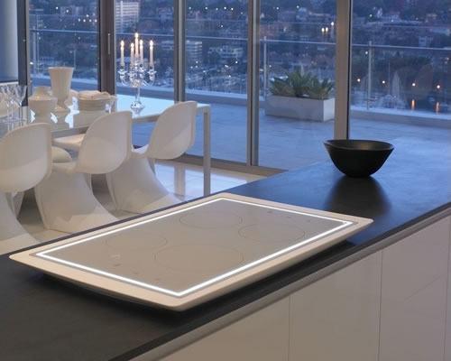 Electrolux Aurora, Uma Cooktop que Cozinha com Campos Eletromagnéticos