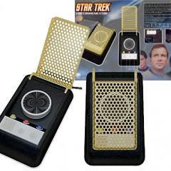 Comunicador de Star Trek Vira Telefone VoIP/Skype