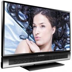 Novas HDTVs Mitsubishi com 16 Caixas de Som!