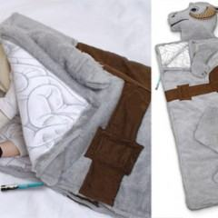 Star Wars: Um Saco de Dormir Tauntaun para Acampar em Hoth!