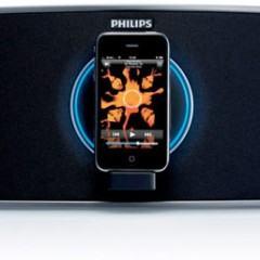 Novos Docks e Rádios com Alarme para iPod da Philips