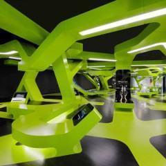 Level Green, Uma Instalação Permanente Sobre Sustentabilidade