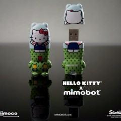 Hello Kitty Fun In Fields Mimobot Flash Drive