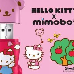 Hello Kitty Balloon Mimobot Designer Flash Drive