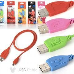 Cabos USB Disney!