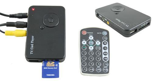 USB-TV-Card-Player