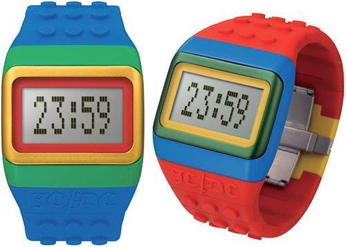 f3b8e1792a8 Relógio de Pulso LEGO!