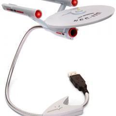U.S.S. Enterprise NCC-1701, Audaciosamente Indo Onde Nenhuma Webcam Jamais Esteve