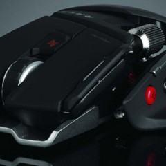 Mad Catz lança linha de mouses Cyborg R.A.T.