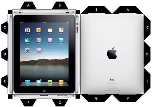 iPad-Papercraft