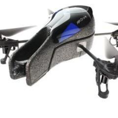 Parrot AR.Drone, Um Helicóptero que Você Pilota com o seu iPhone!