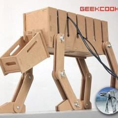 Organizador de Cabos Star Wars AT-AT!