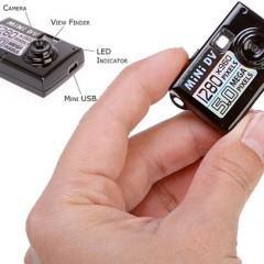 Mini Câmera Digital Parece de Brinquedo