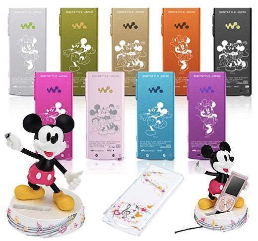 Sony-Walkman-Disney-Mickey