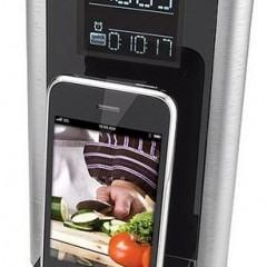 iHome iP39, Um Timer para Cozinha com Dock para iPod e iPhone!