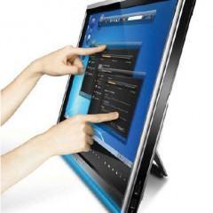Monitor Multitouch da Lenovo