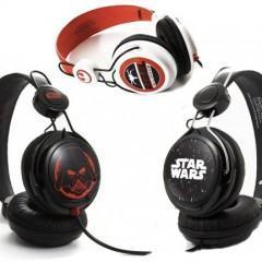 Fones de Ouvido Star Wars!