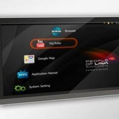 People of Lava e a Primeira HDTV com Android do Mundo