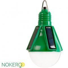 Nokero N100, a Primeira Lâmpada Solar do Mundo