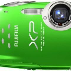 Fujifilm FinePix XP10 Filma em HD Debaixo d'Água!