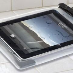Um Case à Prova d´Água para o iPad
