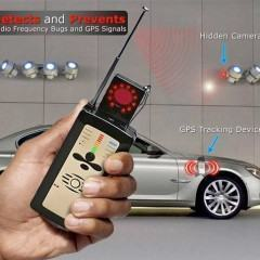 Gadget para Detectar Grampos Eletrônicos
