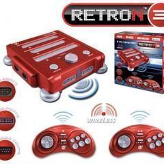 Console de Games 3 em 1 para NES, SNES ou Sega Genesis