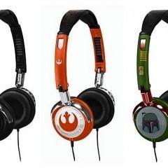 Mais Fones de Ouvido de Star Wars!