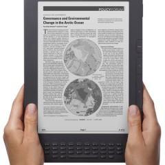 Novo Kindle DX Graphite com Taxa de Contraste 50% Melhor