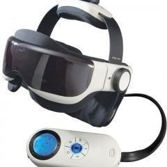 Gadget para Massagem nos Olhos e Cabeça