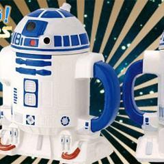 Star Wars Café: Caneca R2-D2 Mug