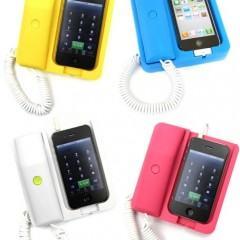 iPhone 4 Transformado em um Telefone de Mesa!
