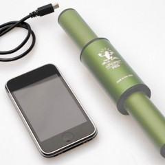 nPower PEG: Recarregue seu Gadget USB Enquanto Você Anda ou Corre!