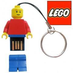 Flash Drive em Forma de Mini-Figura LEGO