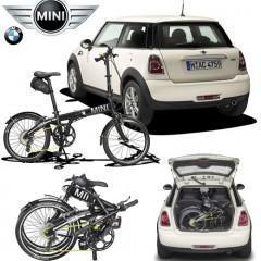 Bicicleta Dobrável Mini Cooper