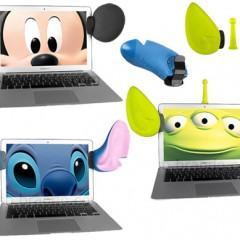Orelhas Disney Viram Caixas de Som para Notebook