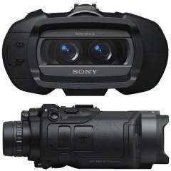 Sony DEV-5 no Estilo do Binóculo de Luke Skywalker