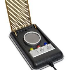 Comunicador Star Trek USB para Chat Online