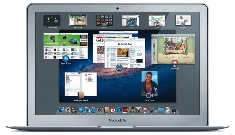 Mac OS X Lion 10.7.1