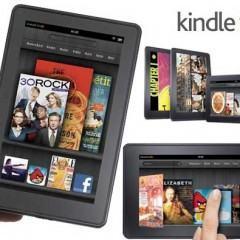 Kindle Fire, Kindle Touch e Novo Kindle – Os Novos Leitores Digitais da Amazon