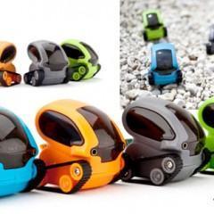 Robô TankBot, o Controle Remoto é seu iPod, iPhone, iPad ou Android