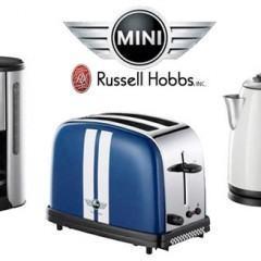 Eletrodomésticos com Design Mini Cooper
