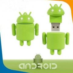 Robô Android Flash Drive