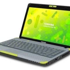Notebook Toshiba Satellite para Crianças