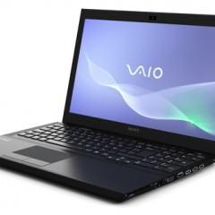 VAIO Série S, notebook com bateria extra em folha que dura até 14 horas