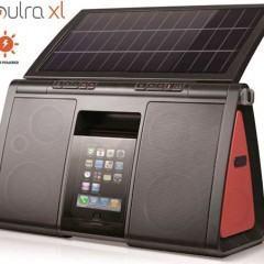 Eton Soulra Sistema de Som Solar Portátil