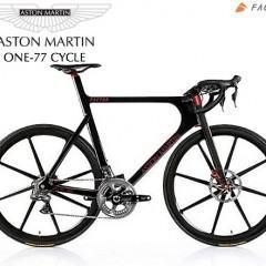 Aston Martin One-77 Cycle – A Bicicleta Mais Avançada do Mundo!