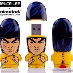 Bruce Lee Designer Flash Drive da Mimoco